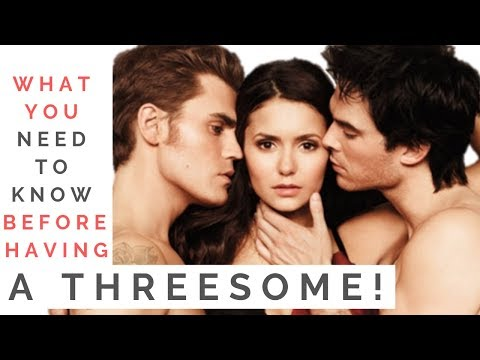 SEX ADVICE: The Pros & Cons Of Having A Threesome With Your Boyfriend—How To Avoid Getting Jealous from YouTube · Duration:  13 minutes 42 seconds