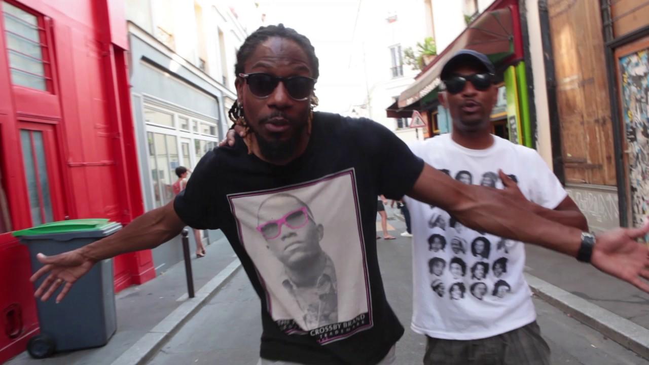 "Download 8MAN feat RODKILLA "" La vie est belle "" [ stugglerz & jr blender riddim ] street clip"