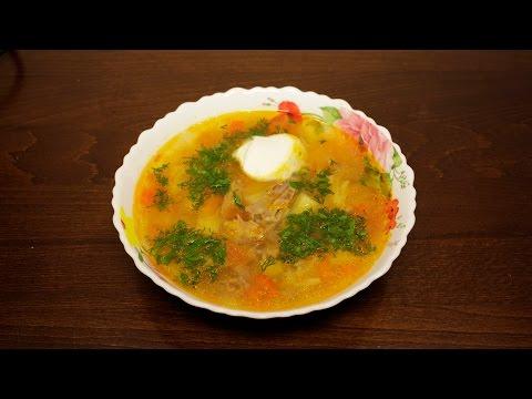 Суп в мультиварке из куриных сердечек