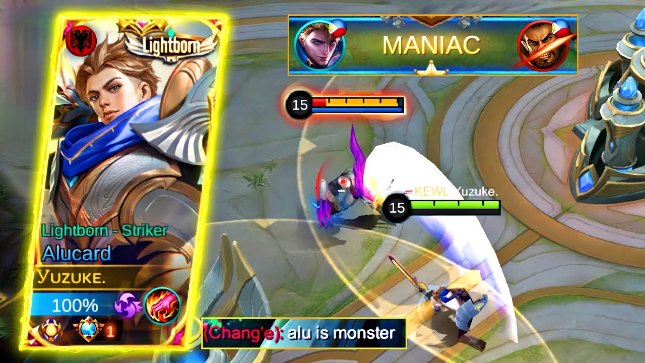 THIS IS HOW TO PLAY ALUCARD TOWER DIVING ENEMIES USING THIS NEW TOP GLOBAL BUILD!| MLBB