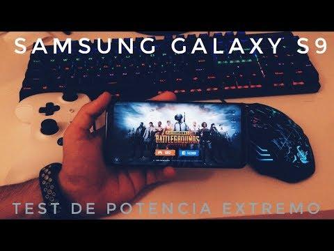 La Potencia Real del Samsung Galaxy S9 - Prueba Extrema de Rendimiento