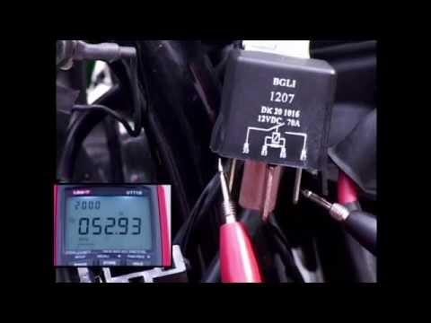 ✔ SISTEMA DE ARRANQUE, NEUTRA, GATO LATERAL MOTO PULSAR 200 OIL COOLED Diagnóstico ok