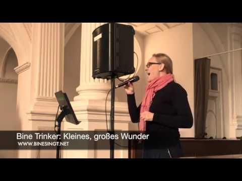 Lied Zur Taufe Tauflied Kleines Großes Wunder Von Bine Trinker