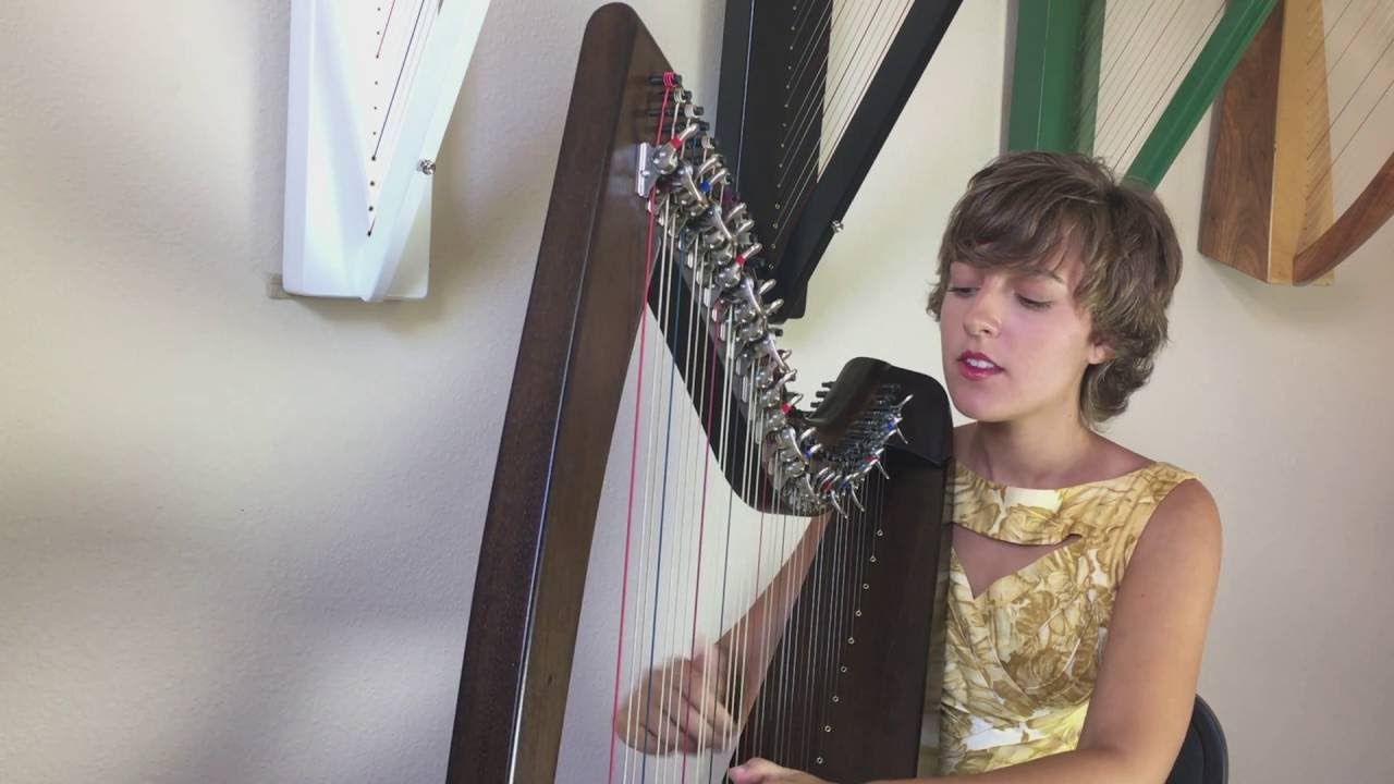 Canon In D Harp Cover