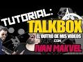 Download mp3 TUTORIAL | TALKBOX (EL OUTRO DE MIS VIDEOS) CON IVAN MAKVEL | sitofonkTV for free