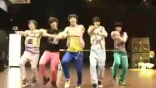Shinee Magic Dance (4Minute-Hot Issue)