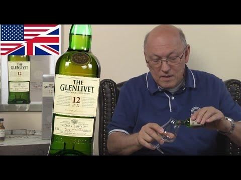 Whisky Review/Tasting: Glenlivet 12 years