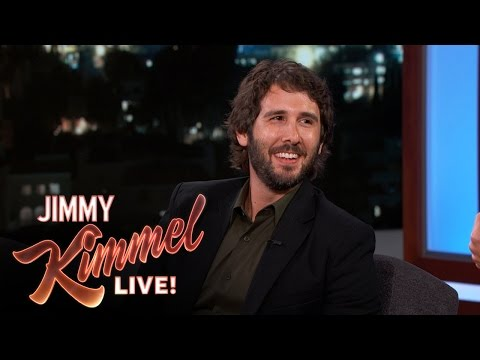 Josh Groban Was a Musical Nerd Growing Up