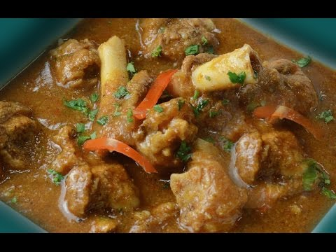 How to make MUTTON CURRY(village style) Recipe in Telugu