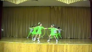 Окружной конкурс по ритмической гимнастике «Красота в движении -- здоровье с детства»