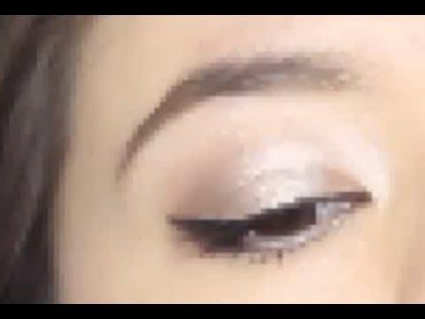 Beyonce Red Carpet Makeup Tutorial - YouTube