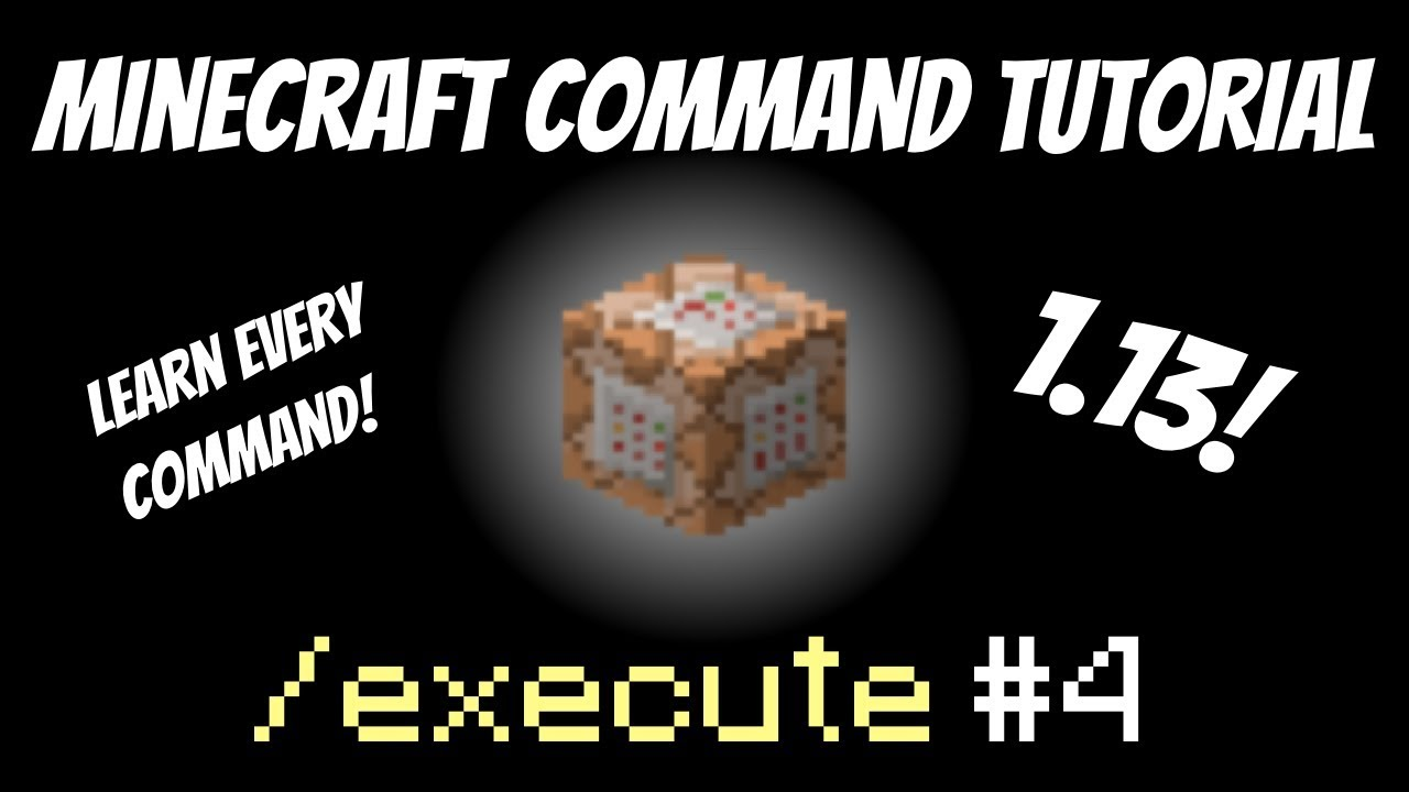 🎉 Minecraft command block execute item | How to Use The /execute