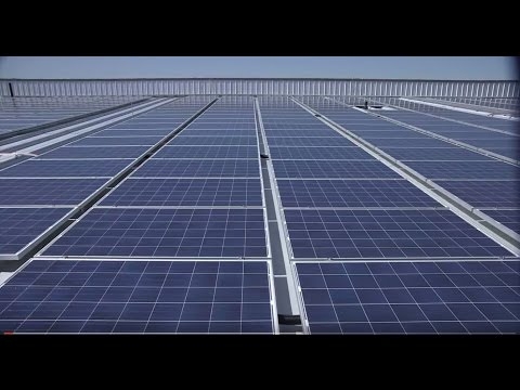 Using the Sun to Power Bloomberg's Global HQ & Other Facilities
