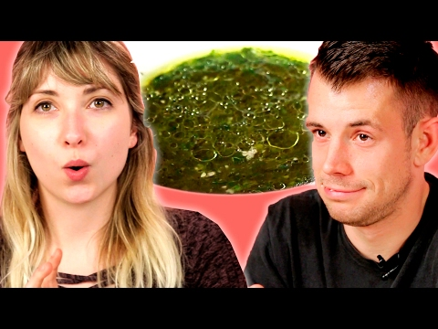 Thumbnail: Americans Try Egyptian Food For The First Time