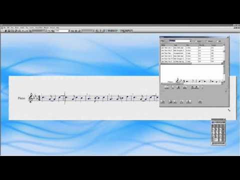 Music Notation in Sibelius - Part 4