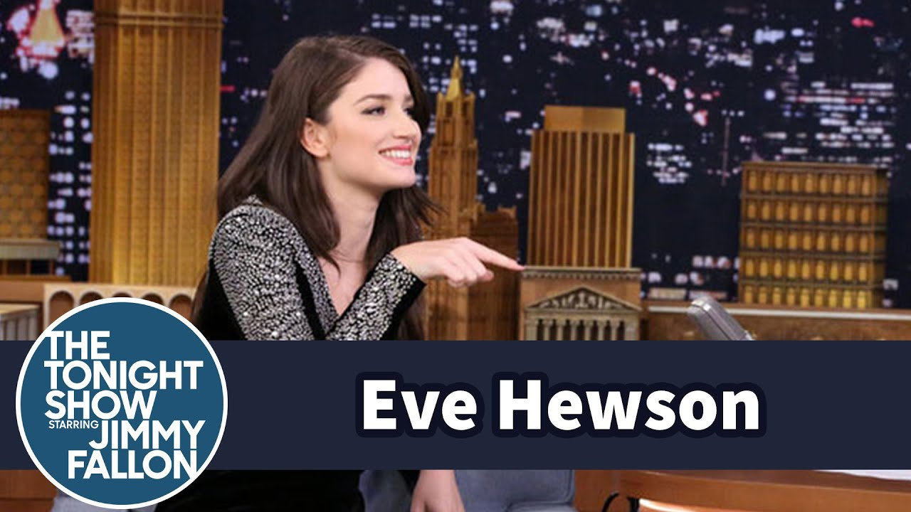 Youtube Eve Hewson
