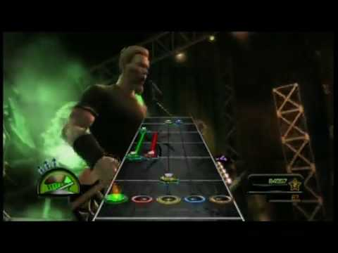 Guitar Hero Metallica Xbox 360 The Shortest Straw