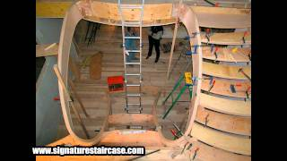 Planners, Designers, Builders - Signature Staircase Time Lapse Exclusive