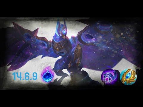 League of Legends Cosmic Anivia Pbe vs Jhin Mid