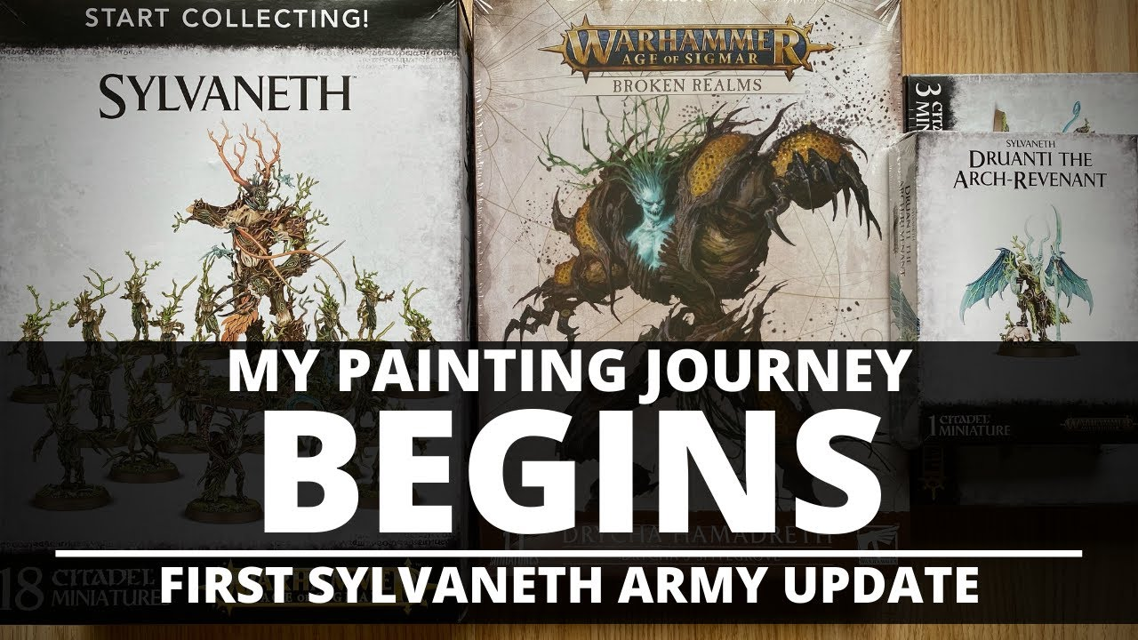 THE JOURNEY BEGINS! FIRST ARMY UPDATE!