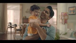 Pampers Pants TVC - #DadsCanChange