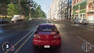 The Crew 2 - 2014 Mitsubishi Lancer Evolution X Gameplay [4K]