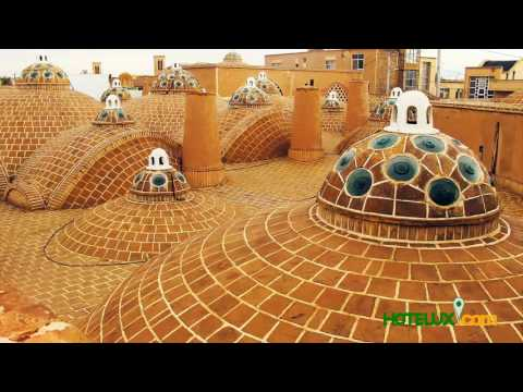 introduction of Kashan Tourist attraction