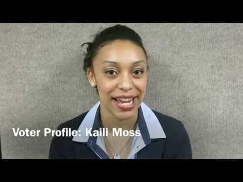 Voter Profile Kaili Moss