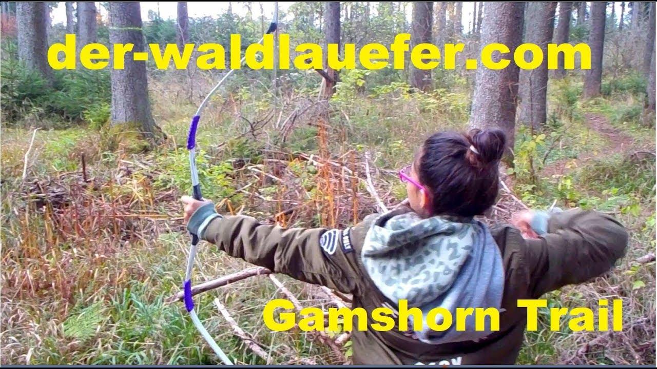 Fang Räumungspreise wähle spätestens 3d Bogenparcours Waldläufer Gamshorn Trail Donau-Eschingen Deutschland