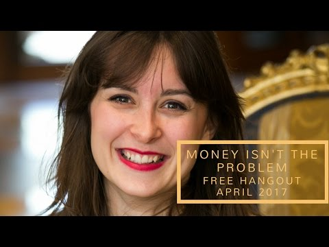 Money Isn´t the Problem   Free Call with Julia Sotas