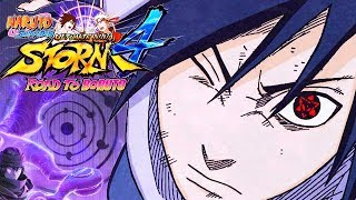 Naruto: Ultimate Ninja Storm 4 ROAD TO BORUTO | Gameplay Walkthrough Part 7 - SASUKE HASHIRAMA PS4 P