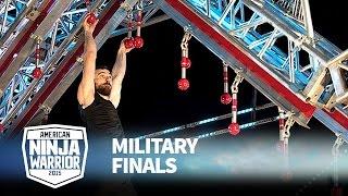 Ryan Stratis at 2015 Military Finals | American Ninja Warrior