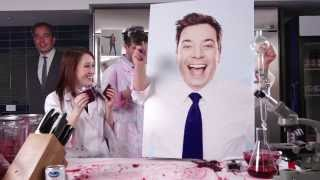 Ocean Spray Gives Jimmy Fallon his Cranberry Sauce Singles