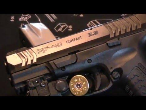 Soft Shooting .40 cal - Springfield XDM 3.8