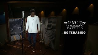 Mauro Castillo - No te has ido (Lyric Video)
