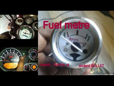 how to install fuel metre classic Electra standard