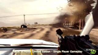 Medal of Honor Limited Edition - Single Player Gameplay
