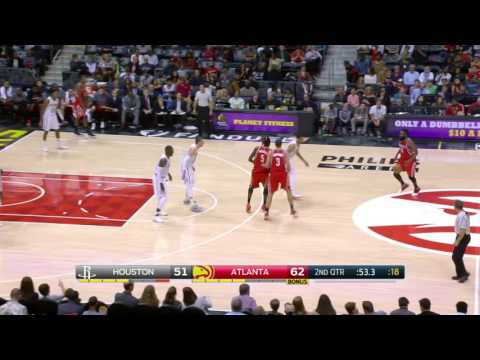 Houston Rockets vs Atlanta Hawks | November 5, 2016 | NBA 2016-17 Season