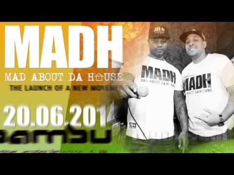 Mad About Da House  (DJ P Dubz & MC Blenda's Birthday Party Promo Vid)