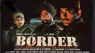 Border 1997 1080p Full HD Hindi Movie