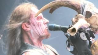 Belphegor - Bondage Goat Zombie - Bloodstock 2015