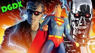 Superman VS Terminator 2  (Stop Motion)  (Fan Film) *HD*