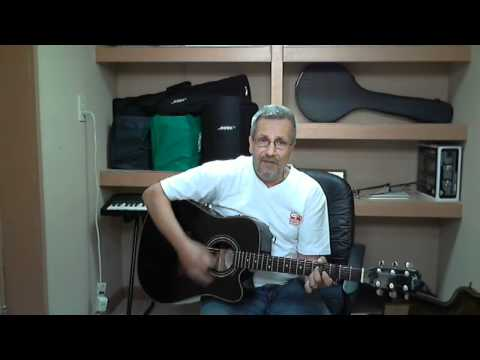 BJ Thomas - Somebody Done Somebody Wrong Song  (Acoustic Cover)