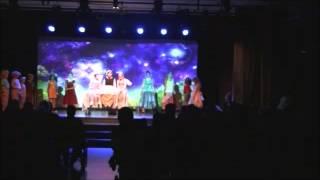 Musical Kinderen  Arnhem Zuid Kindercentrum IKKE - uitvoering Assepoester