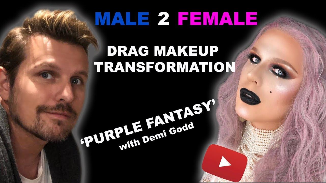 Drag makeup tutorial