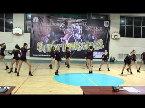 Jessie J - Burnin' Up -Dance Academy Alternativa