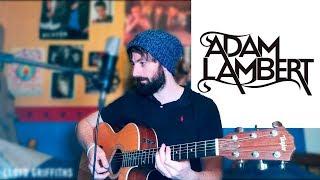 Adam Lambert - Feel Something - Cover