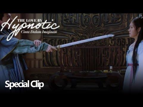 The Love By Hypnotic (Cinta Dalam Imajinasi) | Special Clip Membunuh Putri | 明月照我心 | WeTV 【INDO SUB】