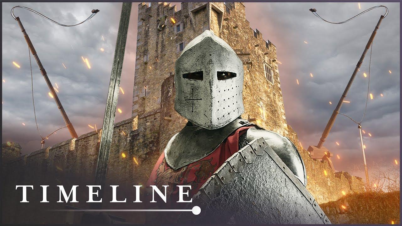 Secrets Of The Castle: Defending The Castle | Episode 2 (Medieval Documentary) | Timeline