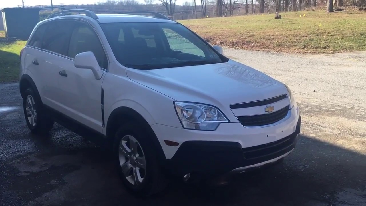 All Chevy 2014 chevrolet suv : 2014 Chevrolet Captiva Sport SUV - YouTube